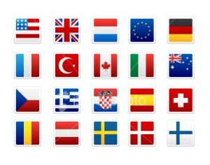 A site dedicated to the flags of the world